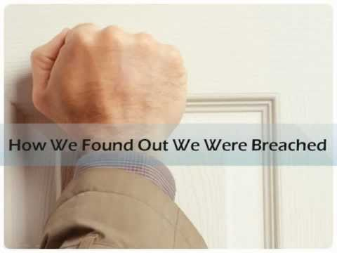 The True Story of One Restaurant's Breach - Data security solution
