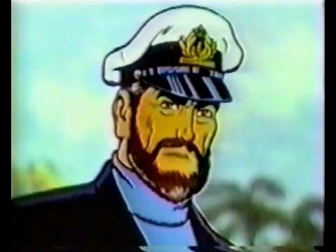 Captain Fathom -Eye of the Mountain! Submarine Action