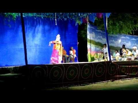 Chhau dance at bhanderisai - seraikela part 6