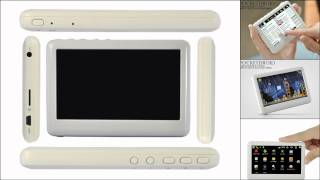 Mini Android 2.3 Tablet with 4.3 Inch Touchscreen - China Electronics