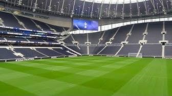 The ULTIMATE Tour Of Tottenham's New Stadium