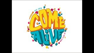 Come Alive - CFCI Regional Youth Conference 2018