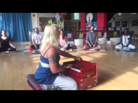 Om Namo Bhagavate Vasudevaya; Swan River Yoga TT 2015