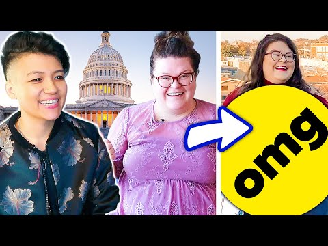 I Went To Washington DC With No Clothes • The Empty Suitcase Show