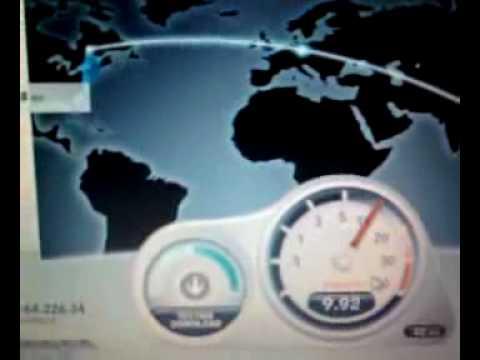 Test Speed 3BB 10Mb / 1Mb