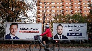 Мэром Варшавы становится оппозиционер