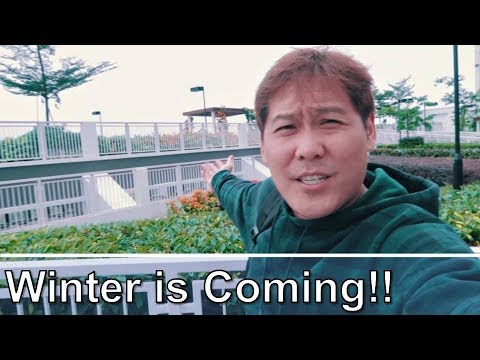 Winter Is Coming In Singapore