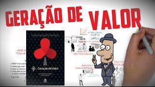 Livro GERAÇÃO DE VALOR | Flávio Augusto da Silva | Seja Uma Pessoa Melhor thumbnail