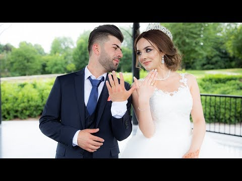 Shiyar & Linda #Part 1 #Wedding #Belgien # Nishan Baadri # Shamsani Pro.�