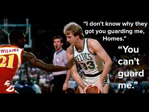8 Most Arrogrant Larry Bird Moments
