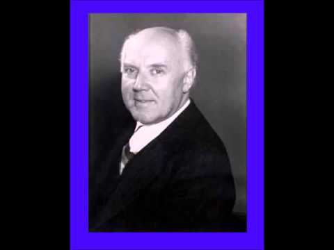 Walter Gieseking   Recital April 18th 1956 Seattle