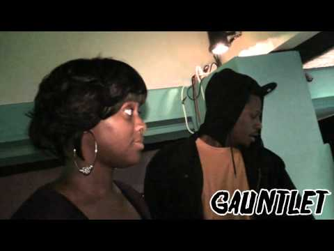 The Gauntlet Presents: Woodie Sick Spitta vs. Nana Female Rap Battle