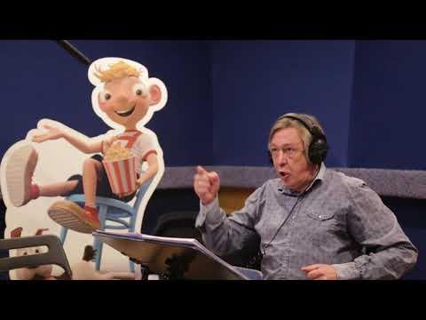 Михаил Ефремов озвучивает Мистера Спейбла в мультфильме «Гурвинек. Волшебная игра».