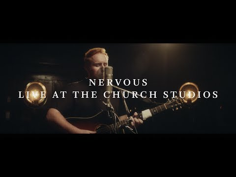 Gavin James -  Nervous (Live at The Church Studios)