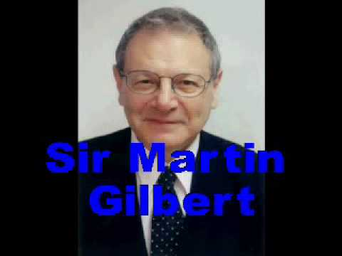 Sir Martin Gilbert-The Will of the People-author interview