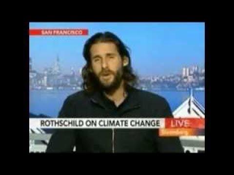 David er de Rothschild on Alex Jones FULL Global Warming Debate (2007)