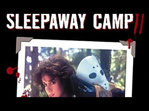 """Download Sleepaway Camp 2: Unhappy Campers (1988) """"Blu-ray"""" [Scream Factory Collection Part 27]!"""