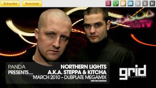 Northern Lights - Drum & Bass Mix - Panda Mix Show
