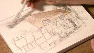 Water-Soluble Pencils with Wendy Jelbert PREVIEW