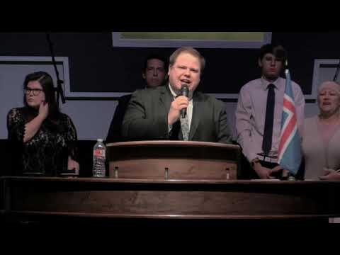 The Power Of Those Who Stand Before The Lord by Rev. Gordon Poe | Pentecostals of Atascocita