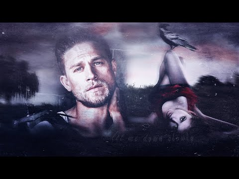 ► Arthur + Elena // Ravenna // The Huntsman || Let Me Down Slowly [ AU Crossover ]