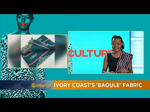 The African traditional fabric [Culture on The Morning Call]