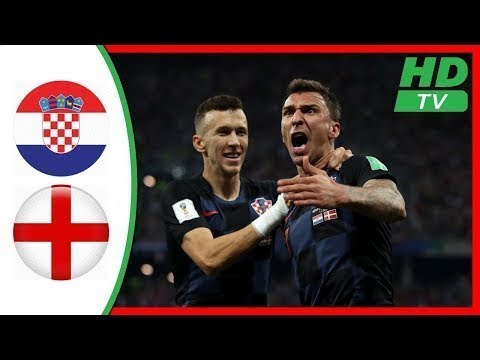 Download CROATIA 2 vs 1 ENGLAND - ALL GOALS AND HIGHLIGHTS - Semifinal World Cup 2018