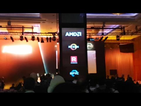 VEGA & THREADRIPPER!! - AMD Computex Press Conference Livestream