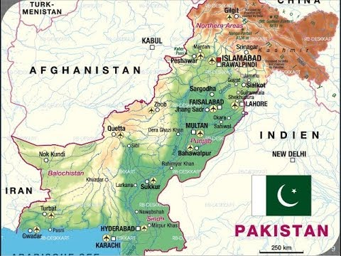 Pakistan geo strategic location and politic and democracy (Lecture 1)