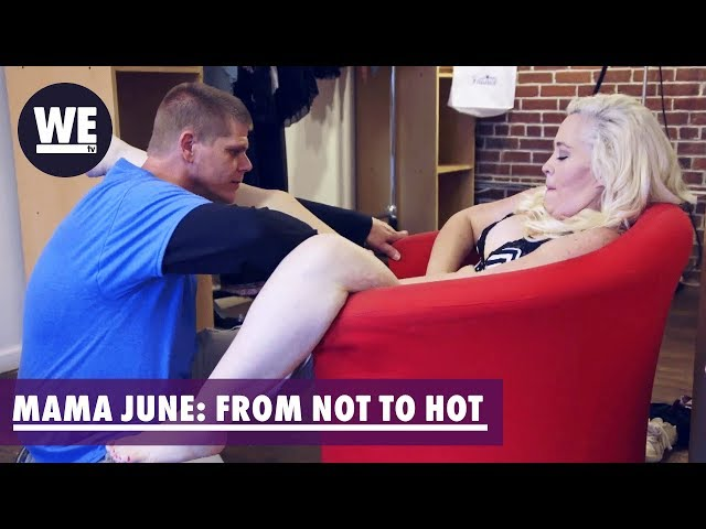 Geno Gets Handsy | Mama June\: From Not to Hot | WE tv
