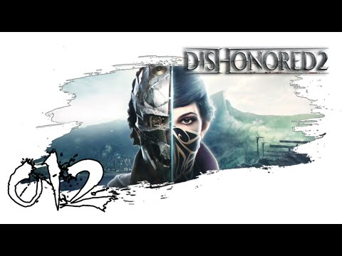 🐀 Dishonored 2 [4k] #012 - Hallo Anton