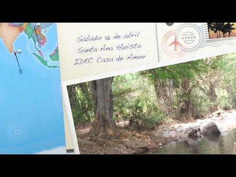 Actividad Evangelistica Municipio Santa Ana Huista - IDEC Casa de Amor