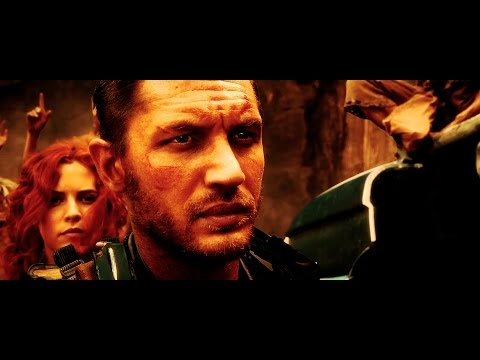 "Mad Max Fury Road ~ Tom Hardy ""We Don't Need Another Hero""(Tina Turner)(HD)"