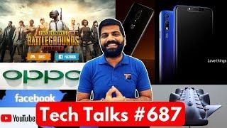Tech Talks #687 IMPORTANT GIVEAWAY, PUBG Ban, Micromax Quad Camera, Facebook Bug, Redmi 7