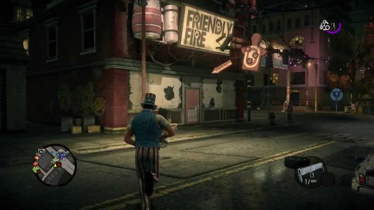 Saints Row 4 Gameplay Demo Trailer - PAX Demo ...