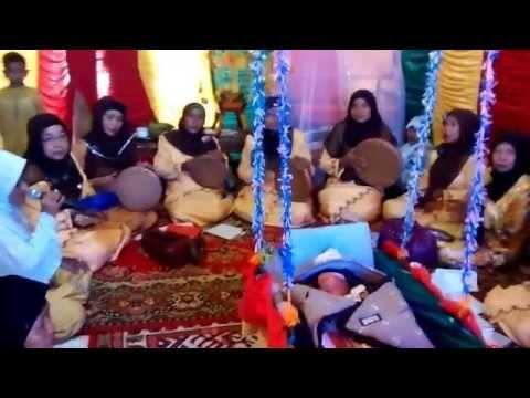 Video Aqiqah dan Mengayun Adat Melayu