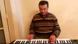 رمش عينة .. محرم فؤاد .. موسيقى على كيبورد طارق بغدادى