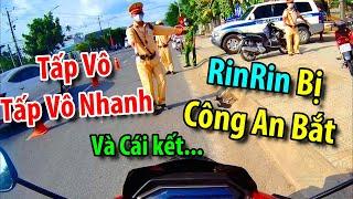 Youtuber RinRin Bị CSGT Bắt Và Cái Kết... | PUBG Mobile Phiên Bản Đời Thực