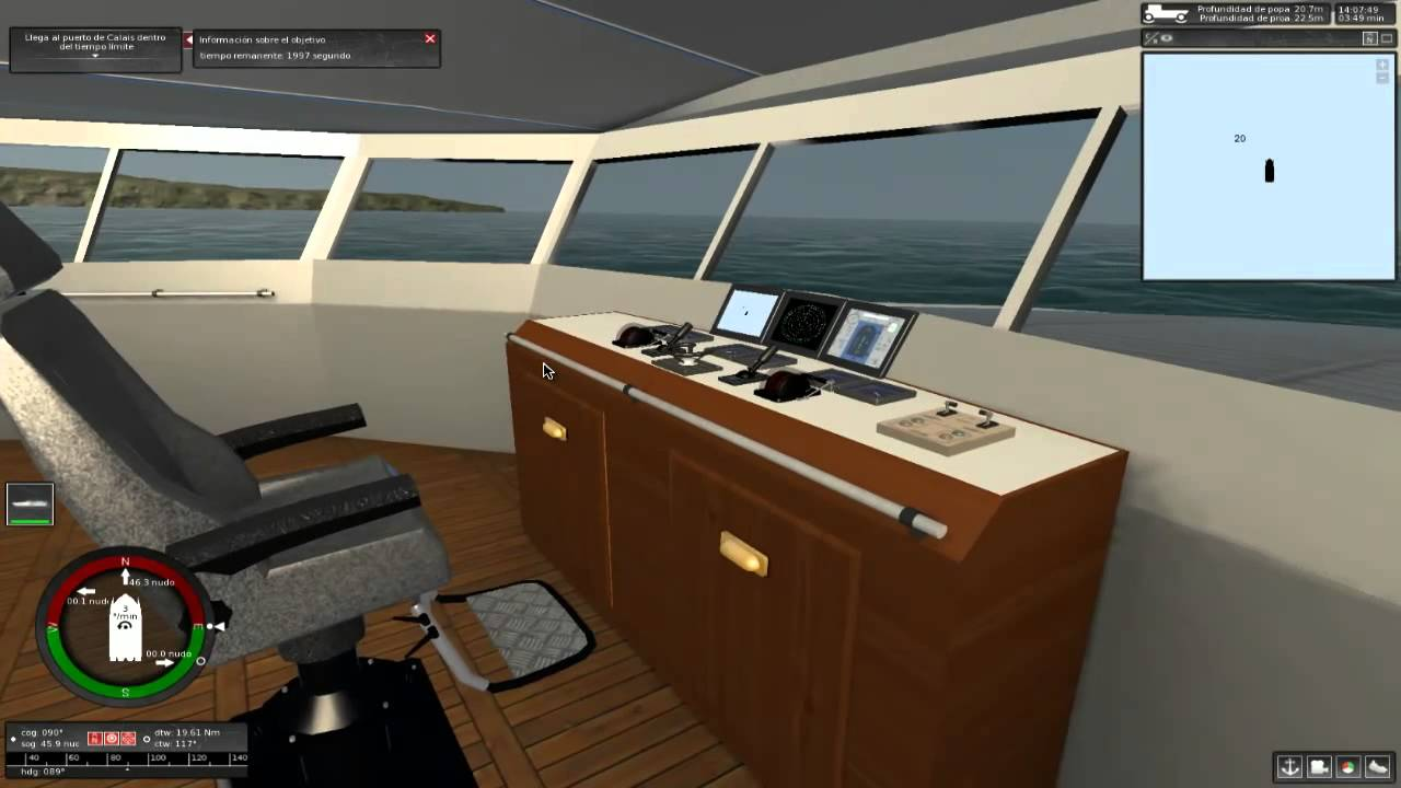 ship simulator gran simulador de barcos hd