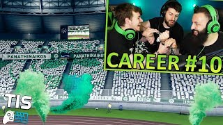 ΣΤΗΝ ΕΥΡΩΠΗ! | FIFA 19 - Career #10 | TechItSerious