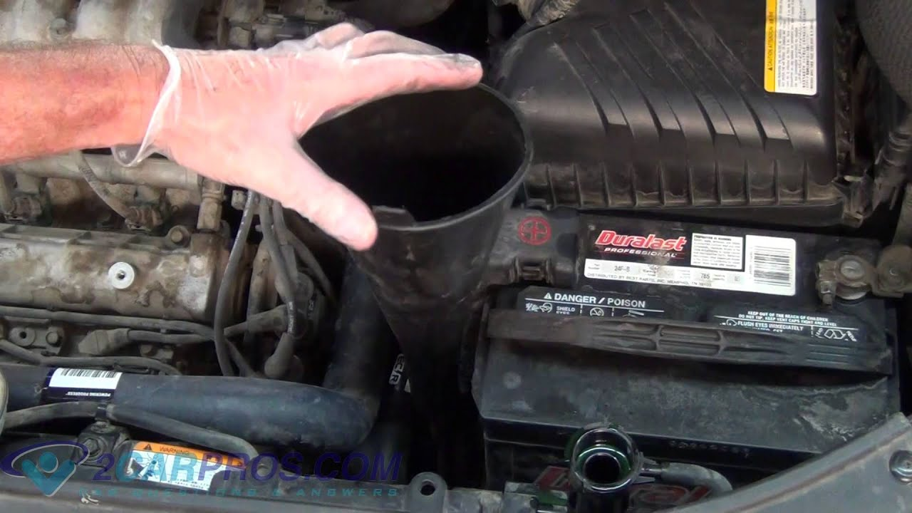 Plug Drain Motorcycle Antifreeze Honda