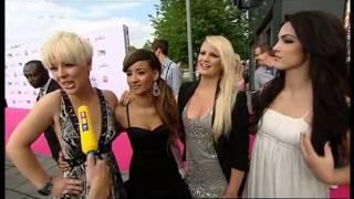 Tokio Hotel beim Musikpreis Comet