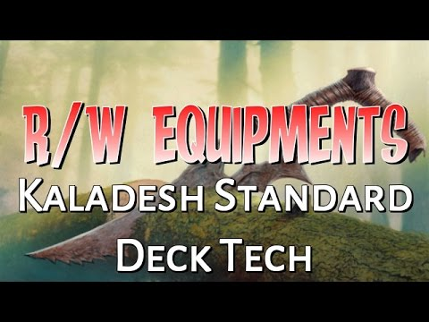 Mtg Budget Deck Tech: $25 R/W Equipments in Kaladesh Standard!