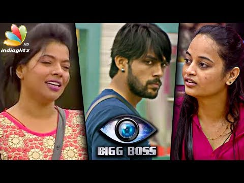 Aarav slammed by Wild Card Entry Contestants | Bigg Boss Vijay TV Latest, Kaajal, Suja, Oviya