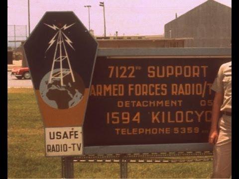 "(1966) Radio / American Forces Radio Athens a.k.a ""o Αμερικάνος"""