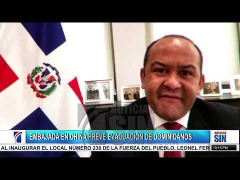 Embajador de RD en China habla sobre medidas para garantizar seguridad de dominicanos