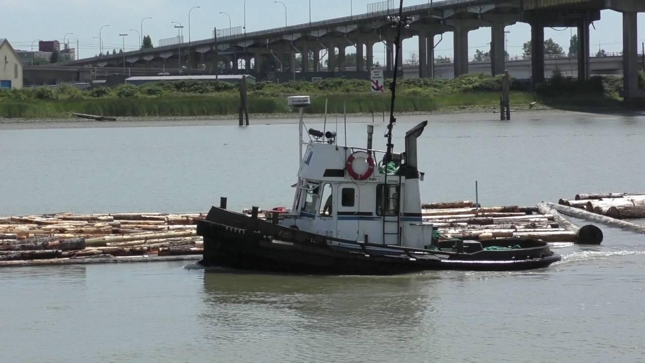 TUGS & BOOMS Hodder tugboat company 2016