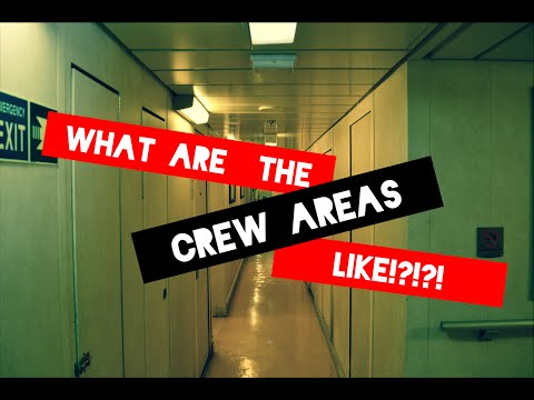 Thumbnail: What are the crew areas like?! (On a cruise ship)