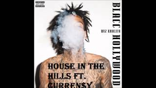 Wiz Khalifa - House In The Hills (Official Audio) Ft. Curren$y