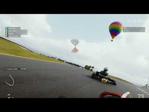 KartKraft: Atlanta Motorsports Park, AI Hard  